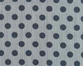 Mama Said Sew Dots in Deep Sea, Sweetwater, Moda Fabrics, 100% Cotton Fabric, 5497 39