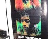 "SALE 1970 ""Jimi Hendrix"" Original Vintage poster"