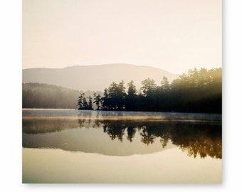 Lake Decor, Landscape Print, Lake Photography, lake life, wall art, lake house decor, Squam Lake NH, lake print, lake art, fathers day