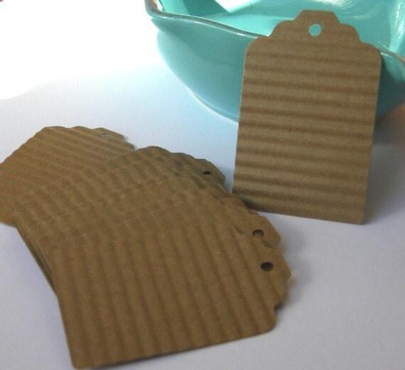 Basket Weaving Supplies Raleigh Nc : Brown paper tags kraft gift