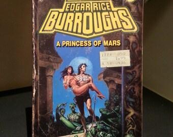 Edgar Rice Burroughs A Princess of Mars 1984