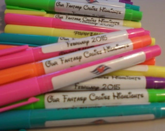 Custom Personalized Fish Extenders Gifts Highlighter Navigator