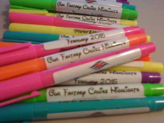 Personalized Fish Extenders Gifts Highlighter