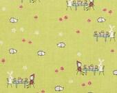 Enchanted Tea Party Fabric YARD