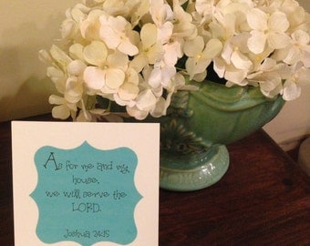 Sow Scripture Cards ABC Set - Scripture Memory Cards for Kids that correlate to the ABC's.