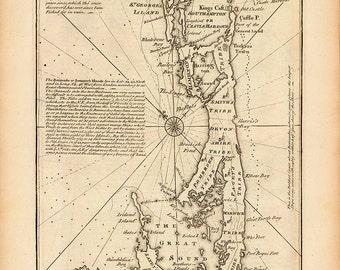 Bermuda 1747