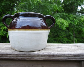 Bean Pot / Crock / Planter