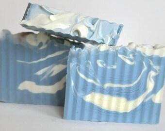 Sale Amazon Mist Artisan Soap with Shea Butter, Natural Soap ,Moisturizing Blend