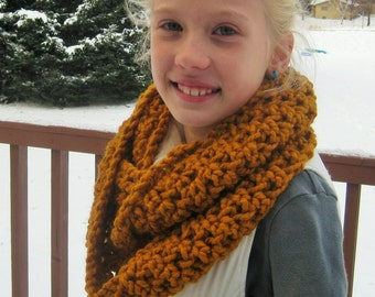 Lovely infinity scarf for sale.