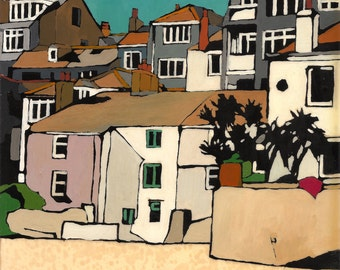 St Ives Limited Edition Art Print