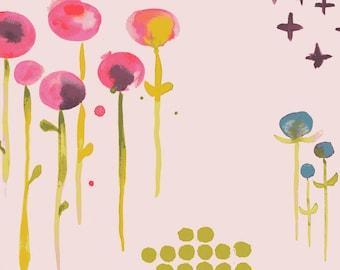 Haiku - Poem - Organic Cotton Fabric from Monaluna