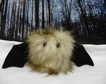 Breezy The Scrappy Bat Stuffed Animal, Plush