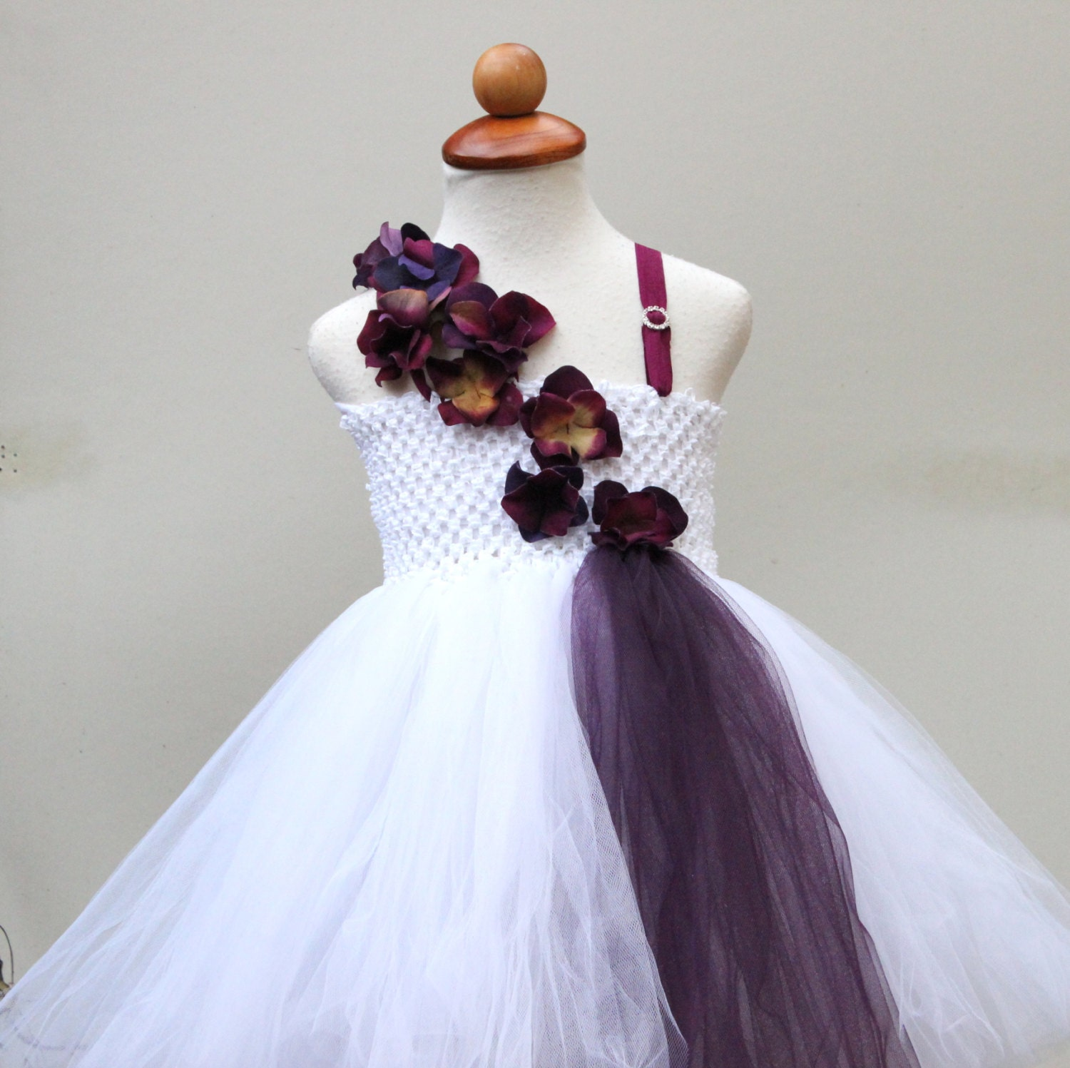 Plum Baby Dress Il Fullxfull Iimy