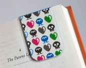 Magnetic Bookmark, Video Games, Gamer, Geekery, Boy Bookmark