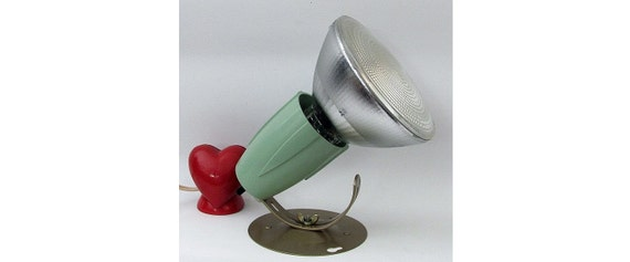 vintage penetray projecteur int rieur luminaire lampe seafoam. Black Bedroom Furniture Sets. Home Design Ideas