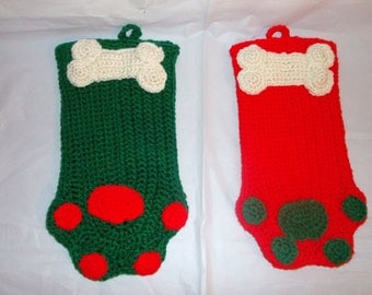 Holiday Stockings for Pets