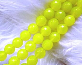 48 AGATE Gemstone Beads 8mm - COD4377