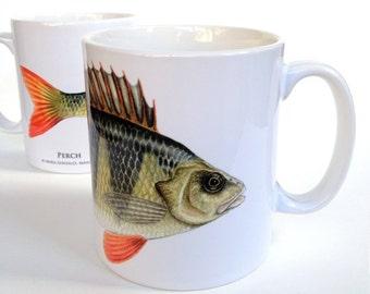 PERCH FISH MUG