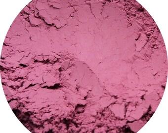 Matte Pink Eyeshadow Blush - 10g sifter jar loose vegan eyeshadow blue makeup