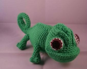 Amigurumi Chameleon Pattern : Amigurumi chameleon Etsy
