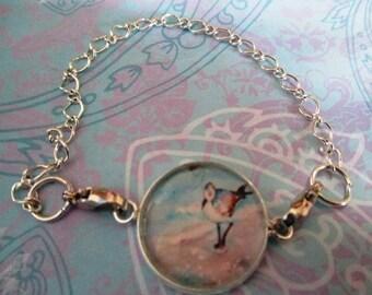 Interchangeable Bracelet - Sandpiper