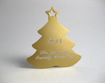 Custom Engraved Christmas Ornaments, Christmas Ornaments Personalized, Christmas Tree Ornaments, Custom Christmas Ornament