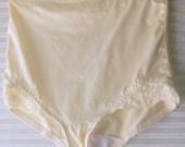 whipper soft cream x large  panties union label