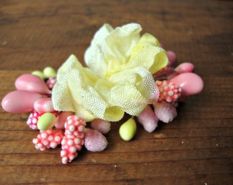 Pink Lemonade Millinery Stamen Bundle