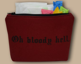 Oh Bloody Hell Travel Bag - Limited Edition