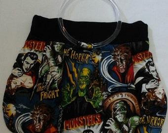 Robert Kauffman Original Monsters hand bag