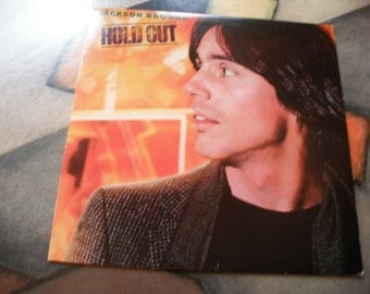 Jackson Browne Hold Out Number One Billboard 1980