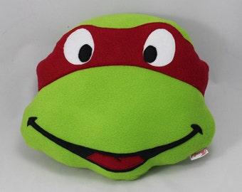 Raphael Teenage Mutant Ninja Turtle Cushion