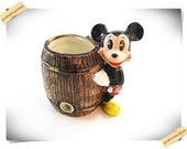 Mickey Mouse Pencil Holder