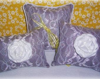Custom Ring Bearer Pillow