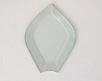 2 petal bevels - Glass bevels - stained glass supplies