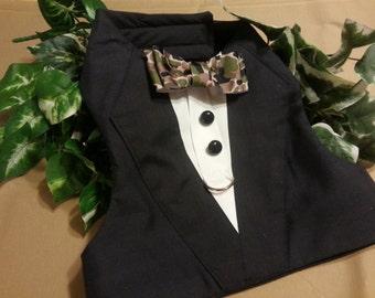 DUCK DYNASTY TUXEDO Harness  - Medium/Large Size Listing
