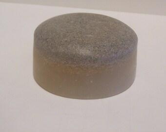 Love My Feet Scrubbie Soap – Ground Pumice, Ground Luffa, Lime, Eucalyptus – 5 ounce bar