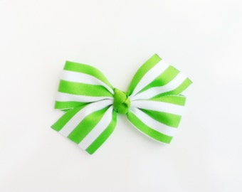 Lime Green Boutique highbrow,girls hairbow