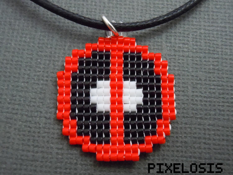 Deadpool Perler Bead Pattern Bead Sprite Minecraft Pixel Art