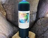 Gaia Candle and Tree Agate