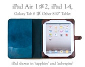 Leather iPad Air 2 Cover ...