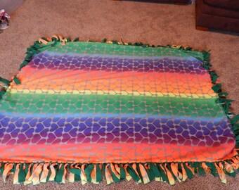 Heart Fleece Blanket ***Free Shipping***