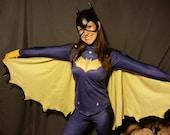 New Batgirl-Inspired Cape