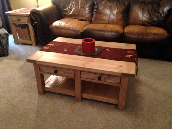 Freeman Coffee Table Atlanta Custom Coffee Tables