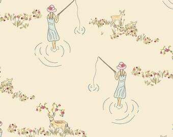 Emmy Grace - Fawn Day in Fantasy - EMG-4602 - 1/2 Yard