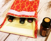 Essential Oil Rollerball Pouch