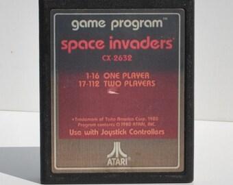 Atari 2600 Space Invaders Game From 1978 - Atari