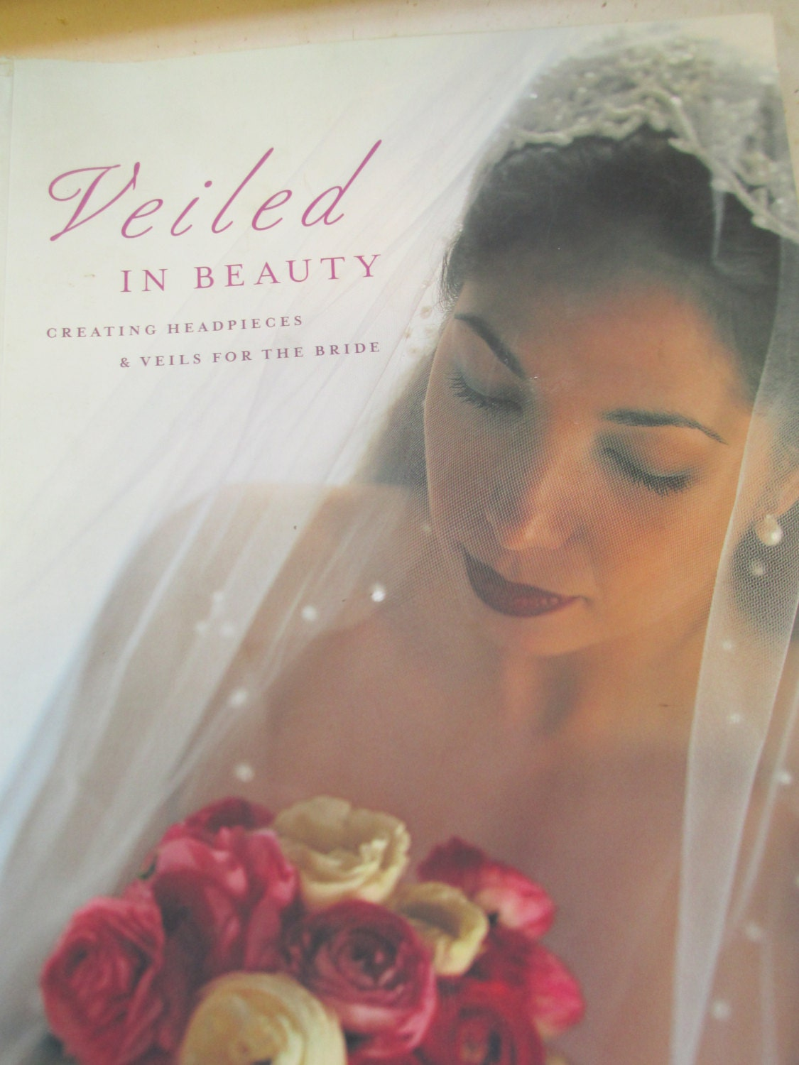 Making Your Own Wedding Makeup : Make Your own Wedding Veil Veiled In Beauty