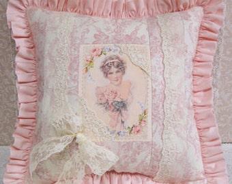 Pink Rose Boquet II
