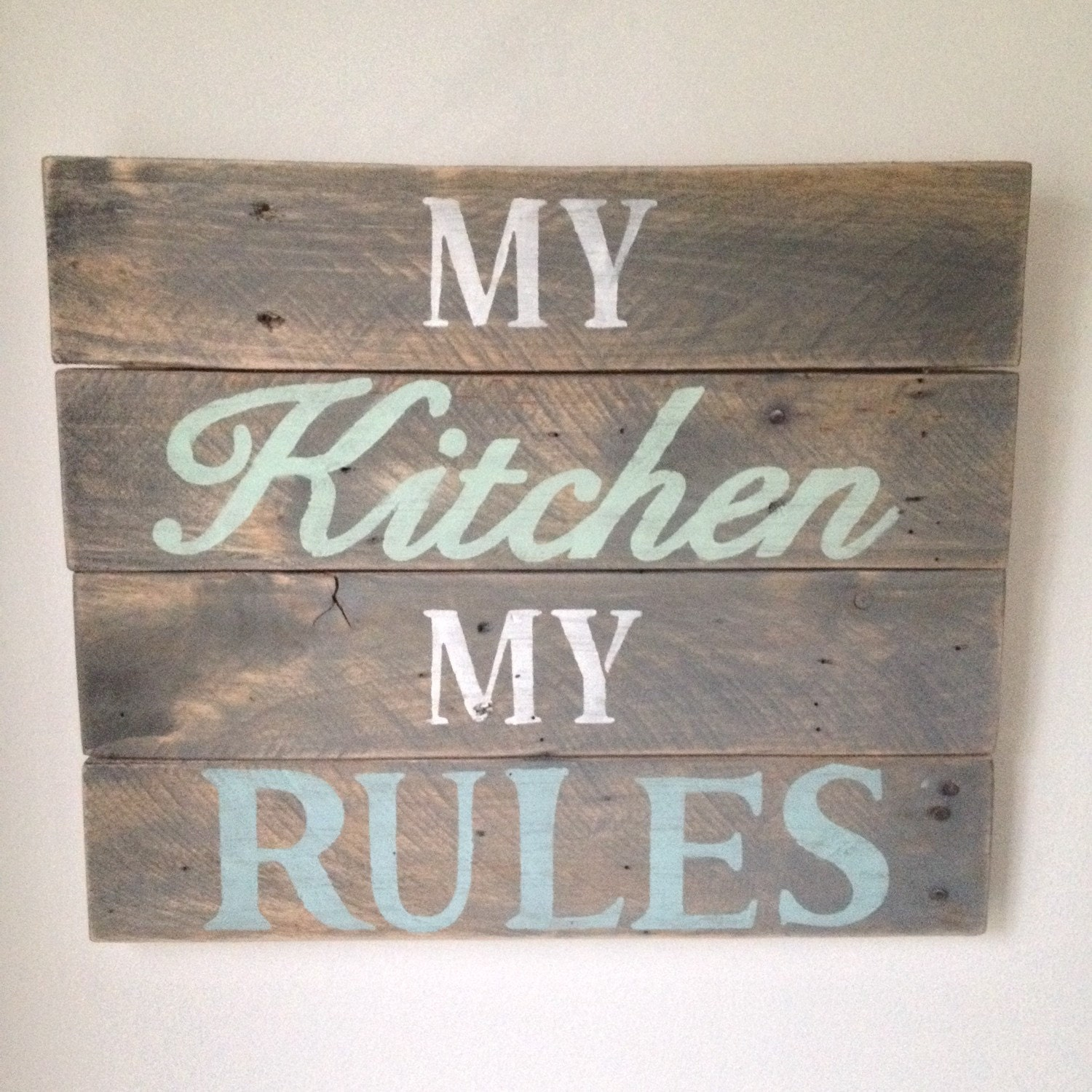 Reclaimed Wood My Kitchen My Rules Rustic Kitchen By